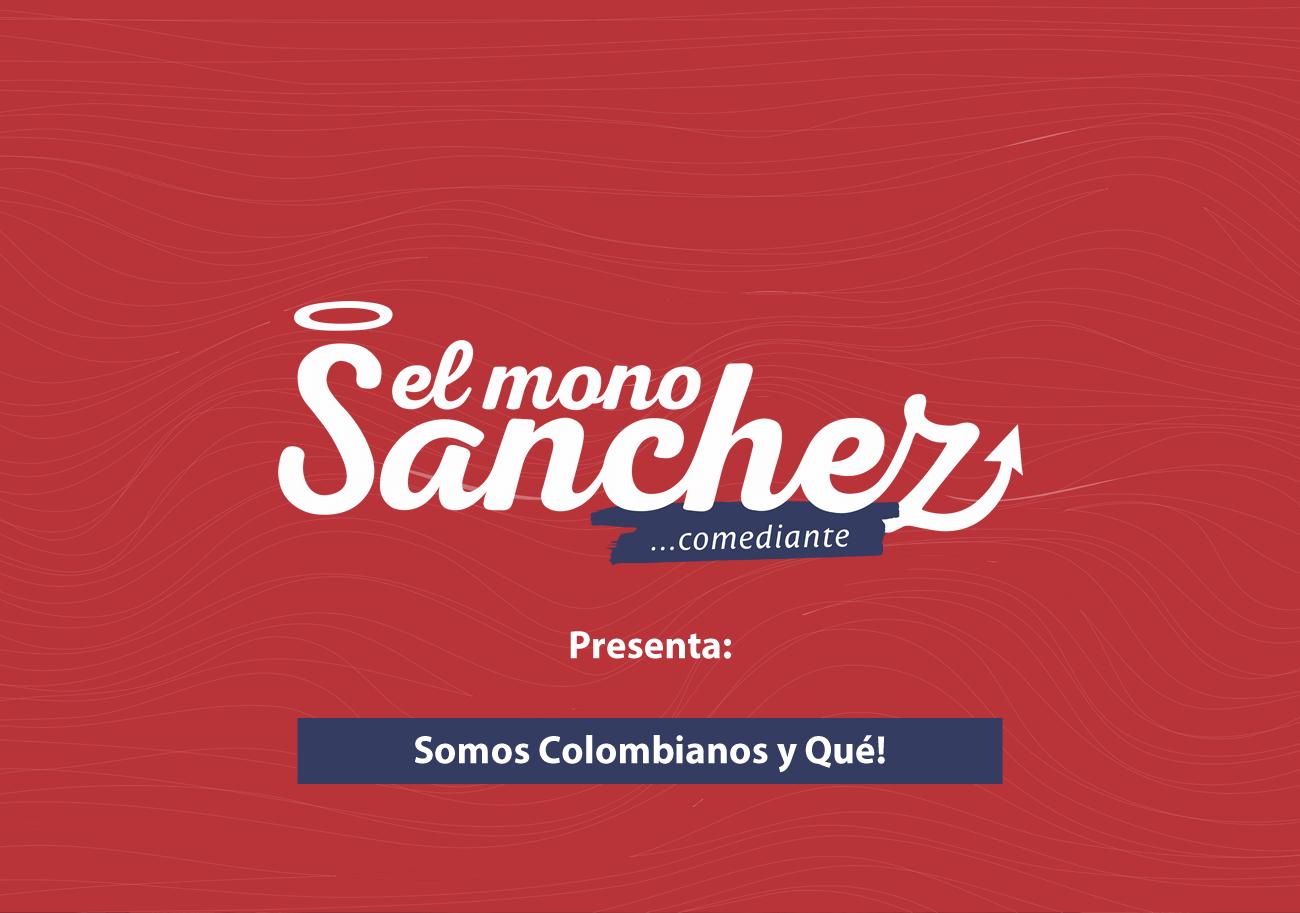 Shows Banner Somos Colombianos y Que