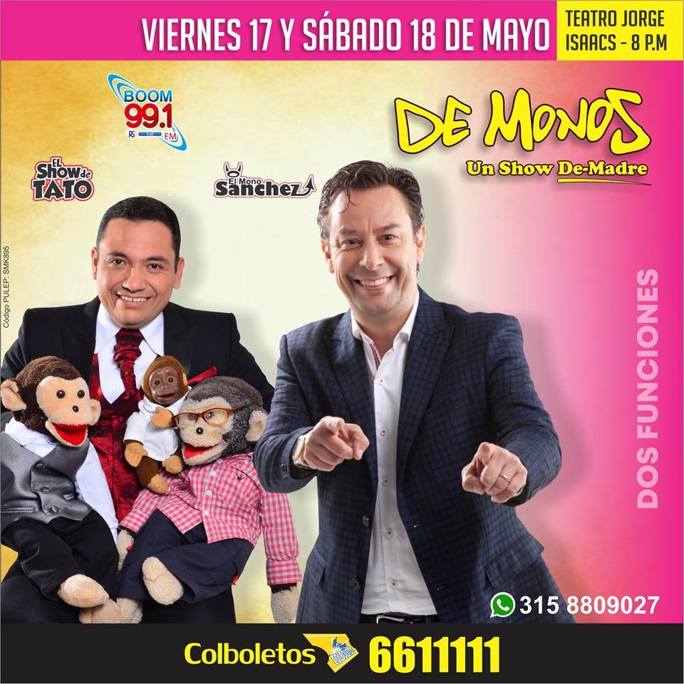 de monos 3